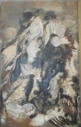 Oil On Board By Halle 47x29
