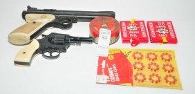 Crosman Air Gun And Cap Gun