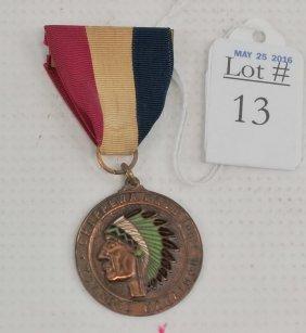 Vintage Yonkers Marathon Medal