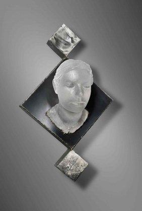 Janusz Walentynowicz Balance & Burden Habatat Glass Art