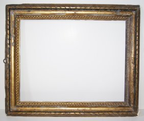 Large Italian 17th C. Old Masters Frame.