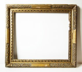 English 19th C. Lely Frame