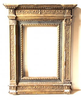 Italian 18th C. Tabernacle Frame