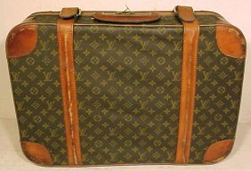 Louis Vuitton Soft Case Suitcase