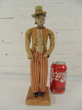 Uncle Sam Doll, Original Saroff Character