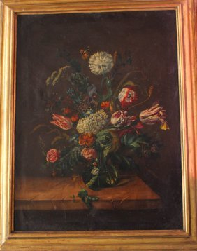 Simon Pietersz Verelst (1644-1710)-follower, Large