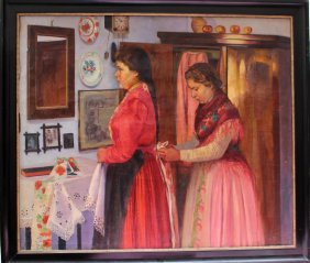 Hungarian Or Slovakian Artist Early 20th Century, The