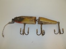Old Wood Lure 7 Inch