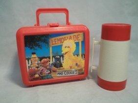 Seseme Street Lunchbox & Thermos