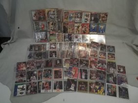 350 + Football Basketball Cards In 1 LOT