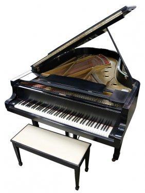 Yamaha Ebony Case Concert Grand Piano