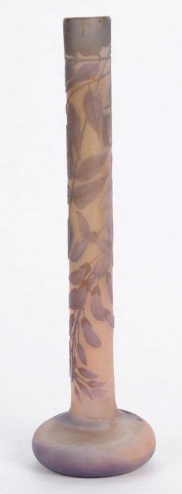 Emile Galle: Cameo Glass Vase