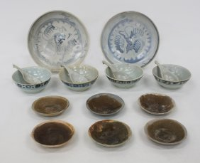 Chinese Pottery From The Tek Sing Shipwreck