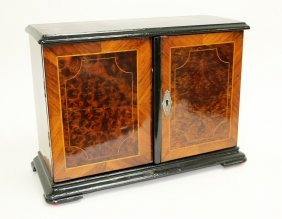 Cuendet Music Box (buffet-style), No. 33085 1892