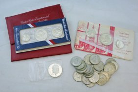 $17.75 Face 40% Silver Clad Proofs, Circulated Etc