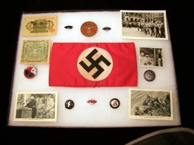 Collection Of Nazi Items