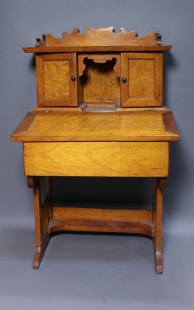 Hand Made Doll's Desk