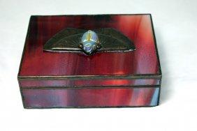 Orient & Flume Scarab Box