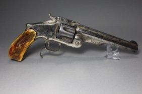 Smith & Wesson Model 3 Russian Revolver