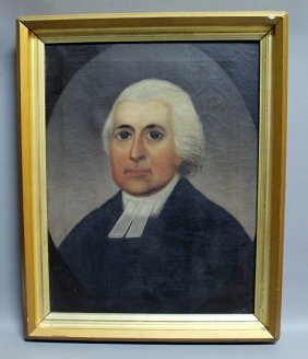 1820s Reverend Portrait