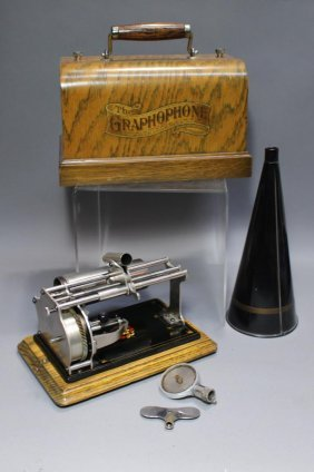 The Gramophone Cylinder Player