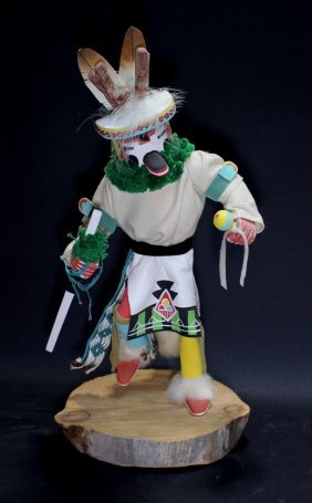 Hopi Carved Kachina