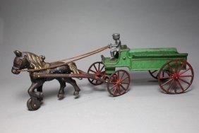 Kenton Horse Drawn Wagon