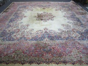 Kerman Carpet - 12 X 14
