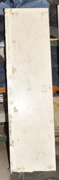 Antique Italian Marble Altar Mensa Slab