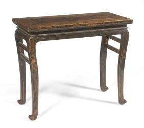 Chinese Altar Table, 19th C
