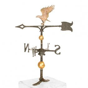 American Weathervane, 19th Century-Style