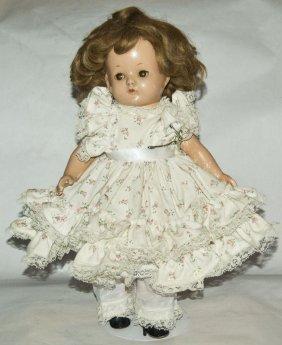 "1932 Effanbee Patricia Composition 15"" Doll"