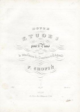 Chopin Fryderyk