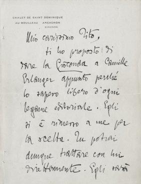 D'Annunzio Gabriele