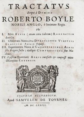 Boyle Robert