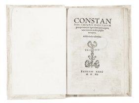 Cassianus Bassus