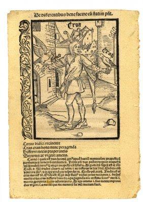 Dürer, Il Corvo Pazzo