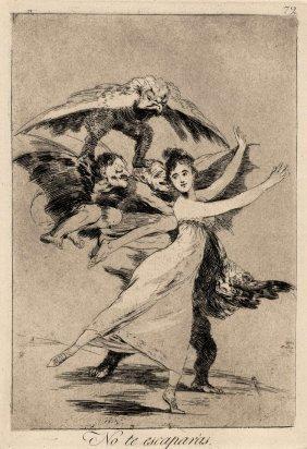 Goya, No Te Escaparàs