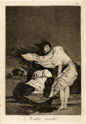 Goya, Mala Noche
