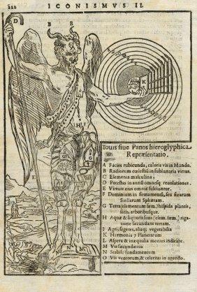 Kircher, Iovis Sive Panos Hieroglyphica…