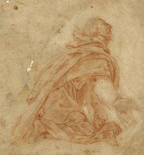 San Domenico In Adorazione Della Vergine