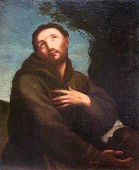 Muziano, San Francesco In Meditazione