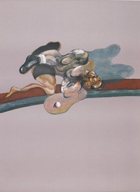 Francis Bacon In Memory Of George Dyer