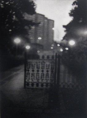 David Armstrong Gate, Volkspark Friedrichshain, Be