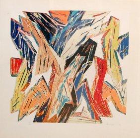 Charles Arnoldi, Untitled, 1990