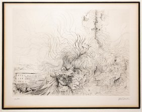 Hans Bellmer Lot Of Two