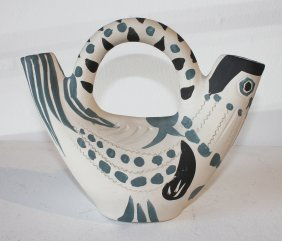 Pablo Picasso Spanish Pitcher