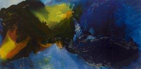 Diana Wong Glacier Valley