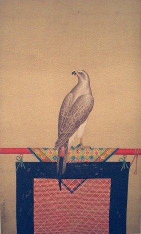 Very Fine Chinese Painting Attributed To Lang,Shi