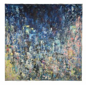 Edythe M. Stein O/c Abstract